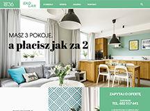 Osiedle 18'36 - kampania dla nowej inwestycji Ekolanu