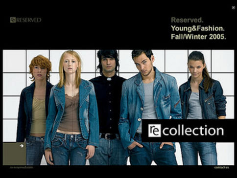 Reserved Fall Winter 2005
